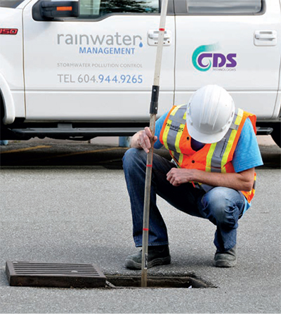 Stormwater System Inspection
